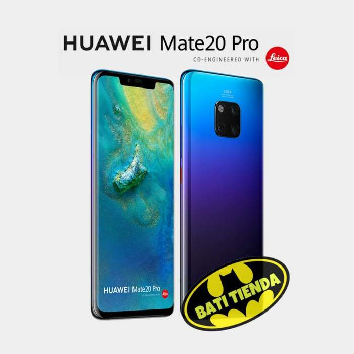 Huawei Mate 20 Pro Nuevo Garantía 1 Año