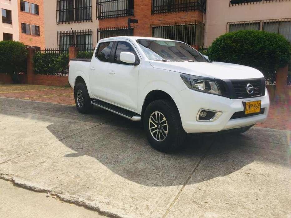 Nissan Frontier 2018 - 35000 km