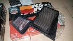 Filtro panel para K4M KyN