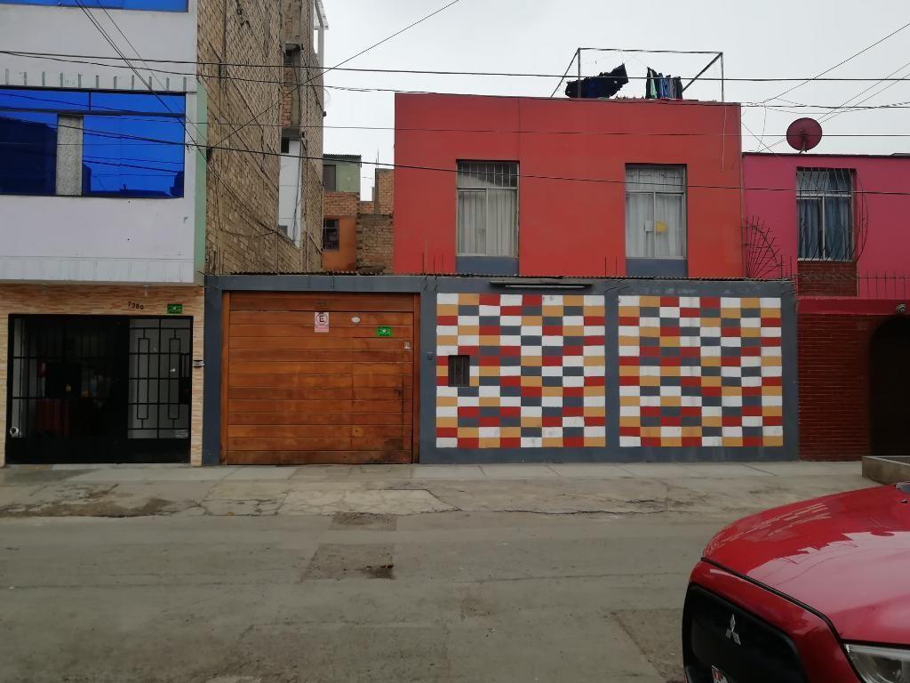 Se Vende Casa Los Olivos