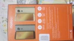 Motorola E5 pantalla Grande Huellas