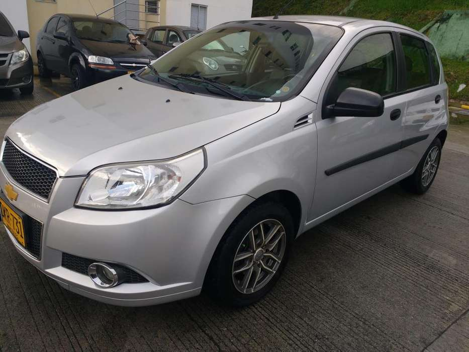 Chevrolet Aveo Emotion 2013 - 63000 km