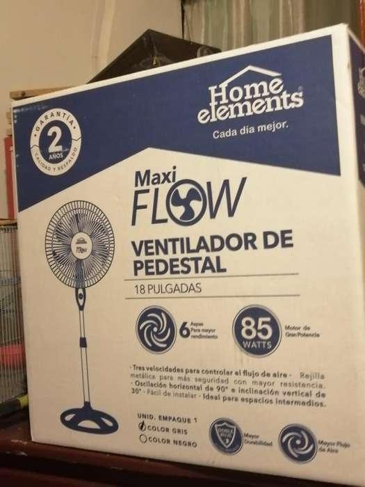 Ventilador Maxi Flow Nuevo