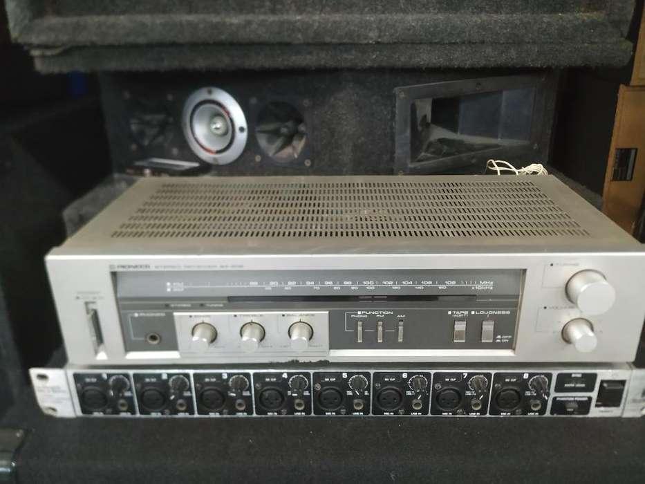 Amplificador Pioneer Clasico Medellin