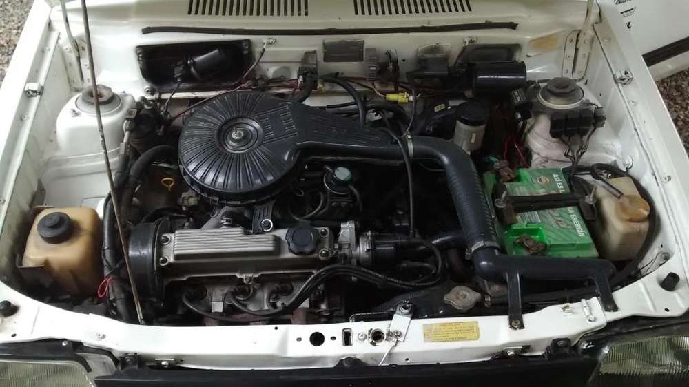 Chevrolet Sprint 1998 - 33062 km