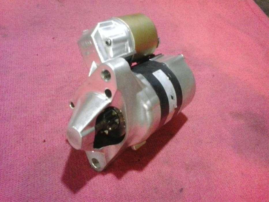 Burro de arranque de renault clio 2, motor 1.2 de 16 valvulas.