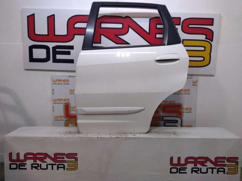 Puerta Trasera Izquierda Honda Fit Linea Inter 02764163