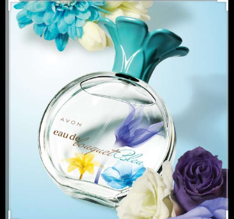 Perfume Eau de Bouquet Blue