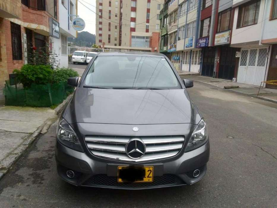 <strong>mercedes-benz</strong> Clase B 2013 - 30000 km