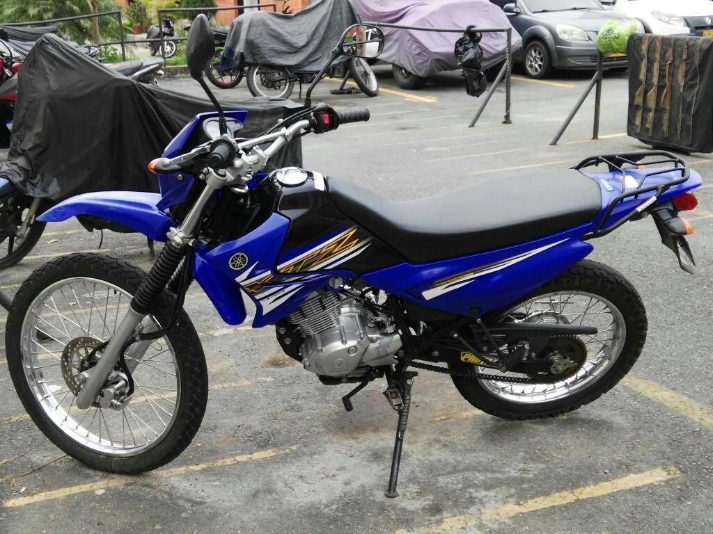 Yamaha Xtz 125 Mod 2017 Papeles Nuevos