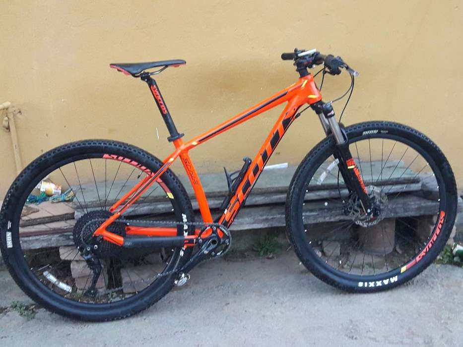Vendo Scott Scale 970 Monoplato