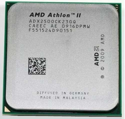 Procesador AMD Athlon Ii X2 250 3.0ghz