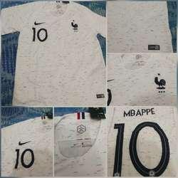 Camiseta de La Seleccion de Francia