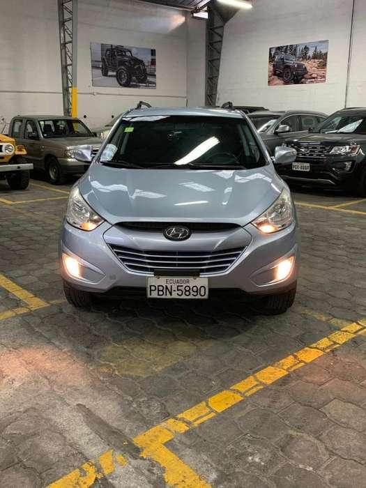 Hyundai Tucson 2011 - 132000 km