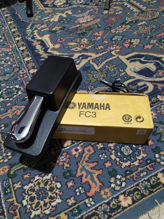 Pedal piano yamaha