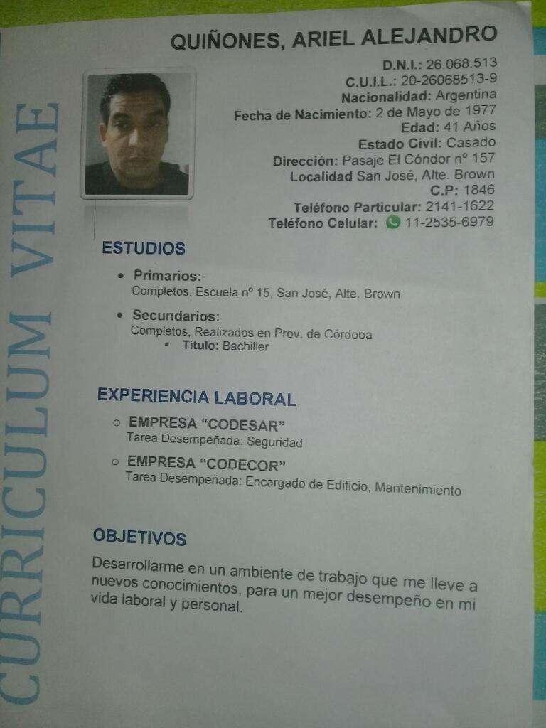 Mi Ultimo Empleo en Seguridad .cr.