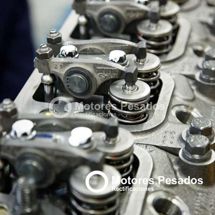 Reparación de tapas de cilindro en el día! Nafta GNC GasOil