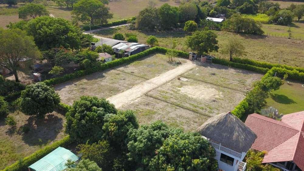 Espectaculares lotes campestres de 500 metros cuadrados