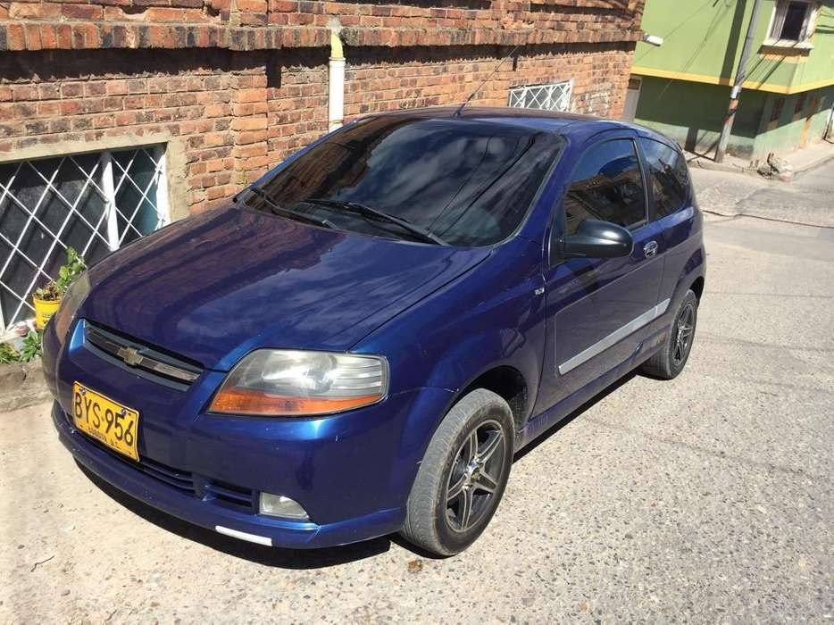 Chevrolet Aveo 2006 - 133000 km
