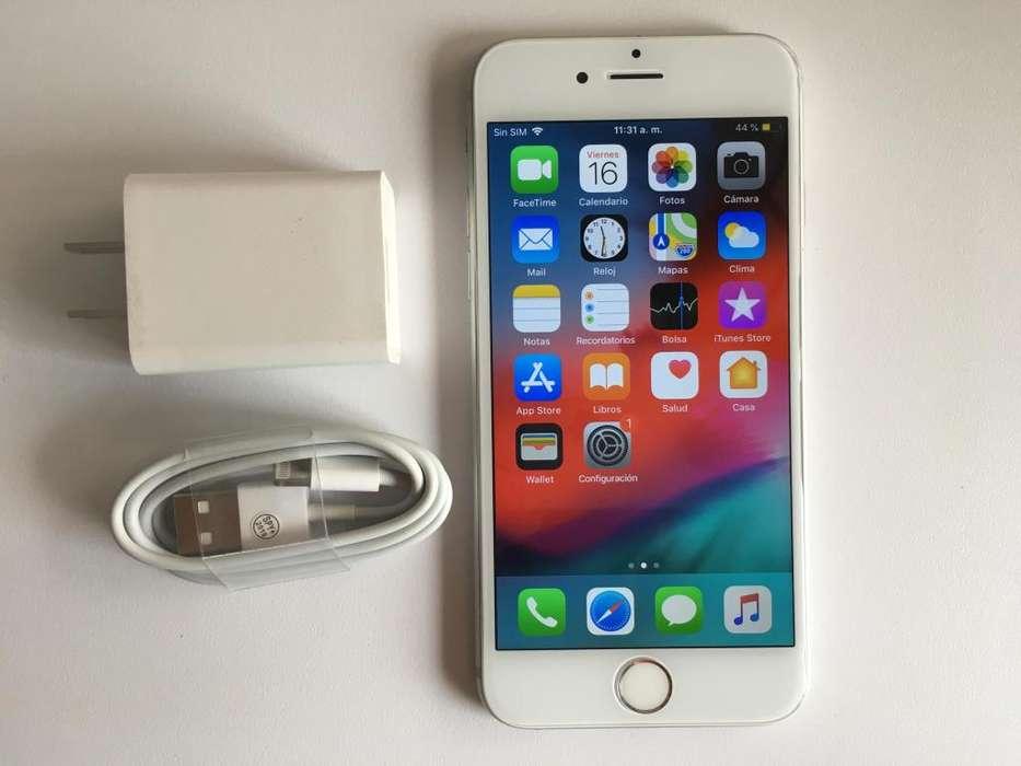 iPhone 6S Silver 64 GB NO FUNCIONA COMO TELÉFONO