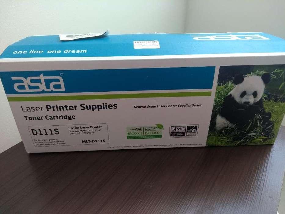 Toner Samsung para Impresora Laser D111s