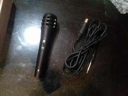 Microfono de Karaoke