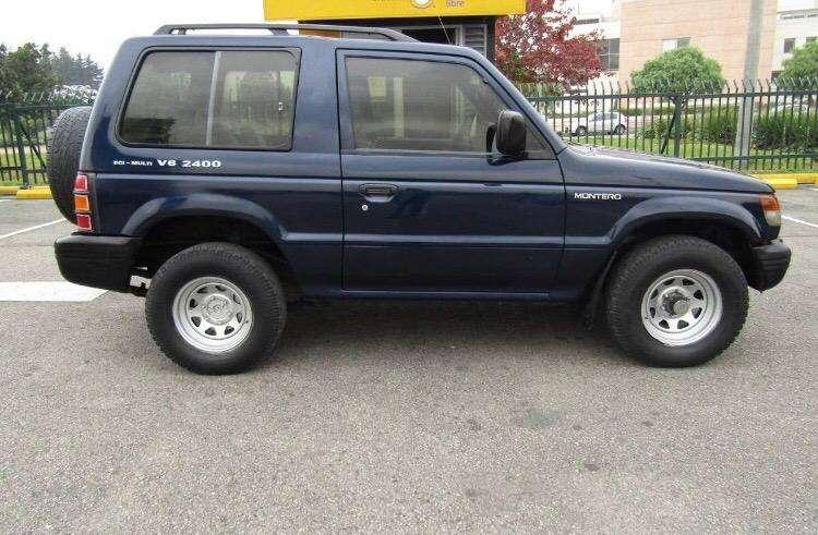 Mitsubishi Montero 2007 - 124060 km