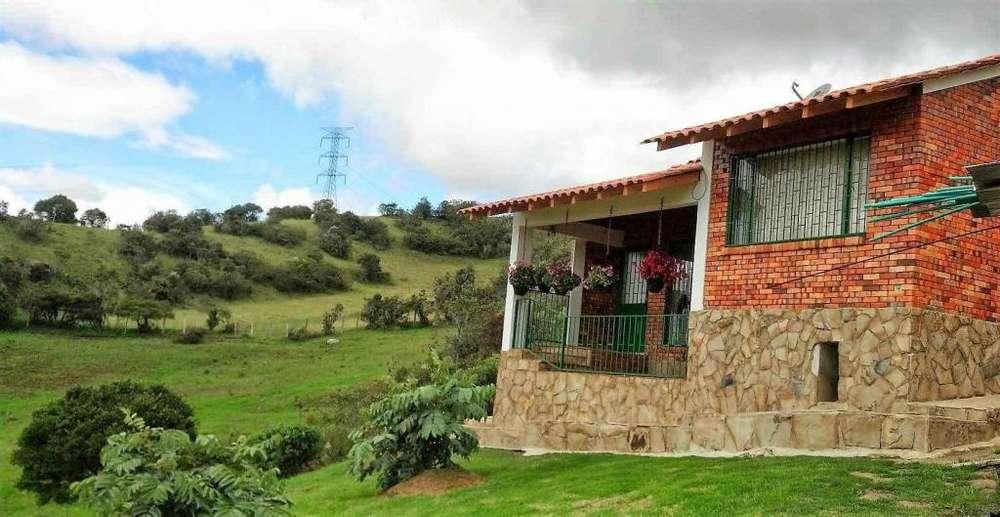 FINCA EN GUASCA - CUNDINAMARCA - COLOMBIA - wasi_319811
