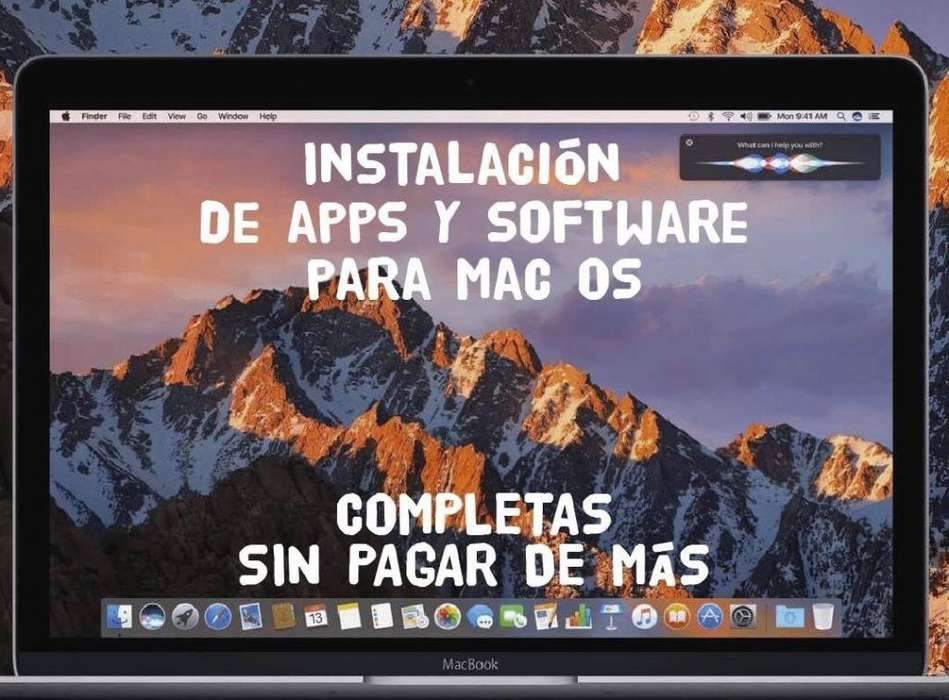 Instalacion de App Y Software en Mac