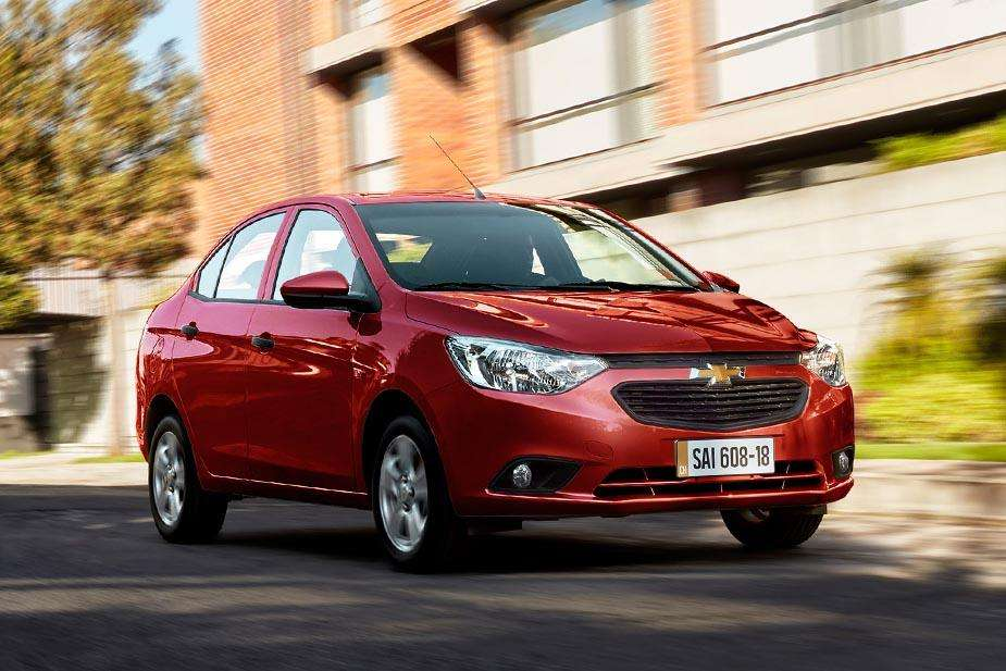 Chevrolet Sail 2020 - 0 km