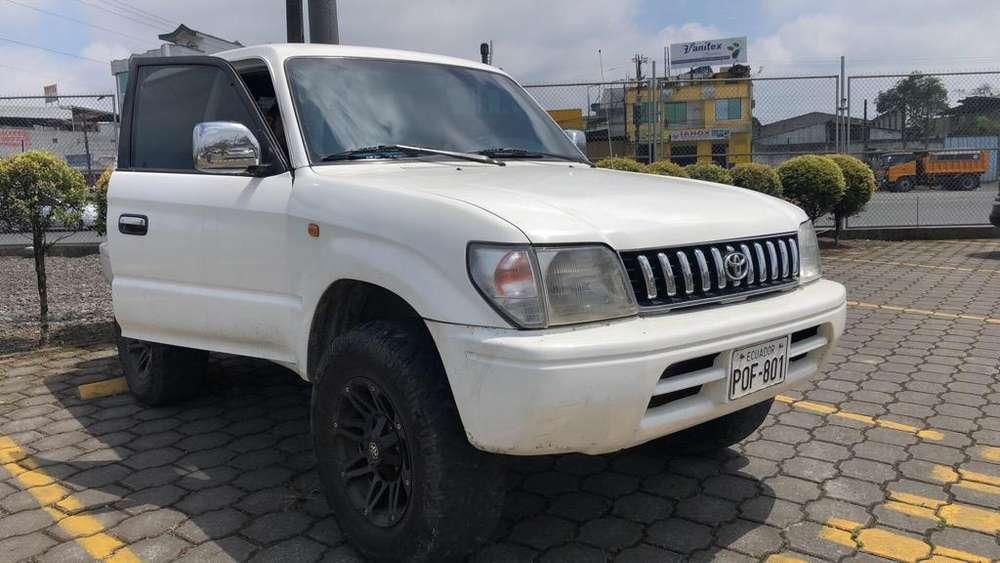 Toyota Prado 2005 - 180000 km