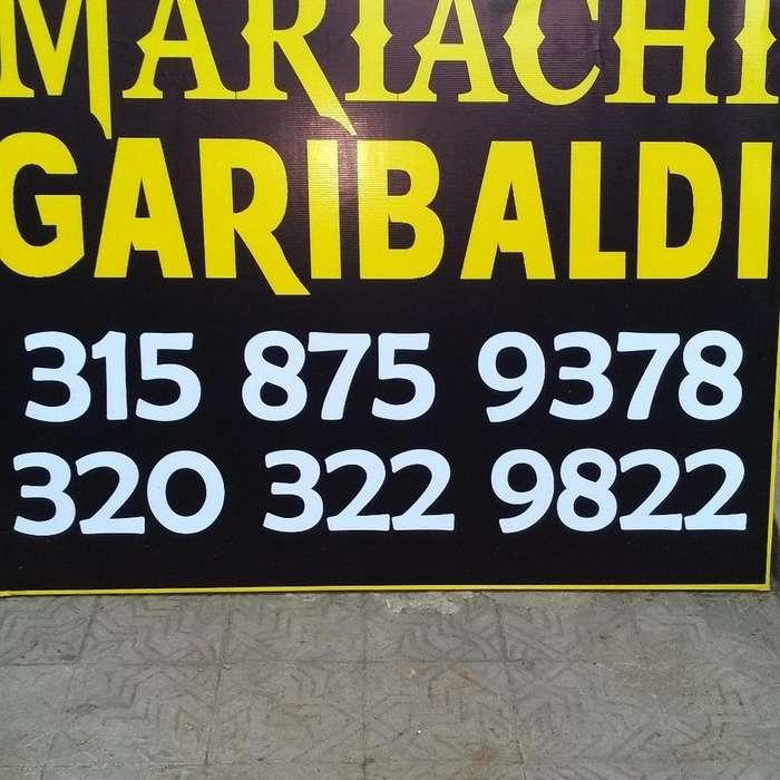 Mariachi Garibaldi Neiva