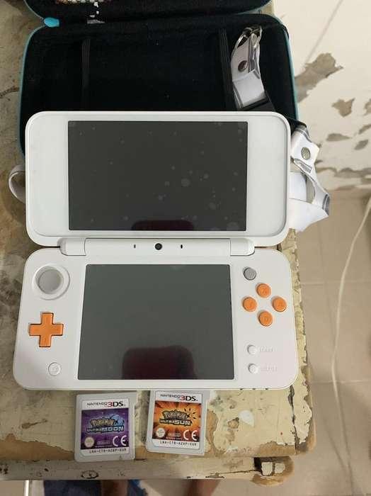 Nintendo 2D Xl 2 Pokemon Ultra Cassette