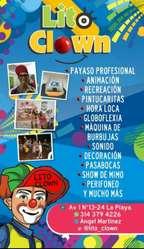 Animación, Recreacion, Payasos, Eventos