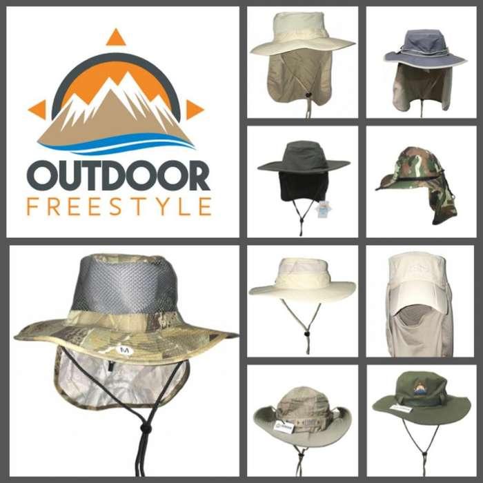 Sombreros y Gorros de <strong>pesca</strong> y Camping