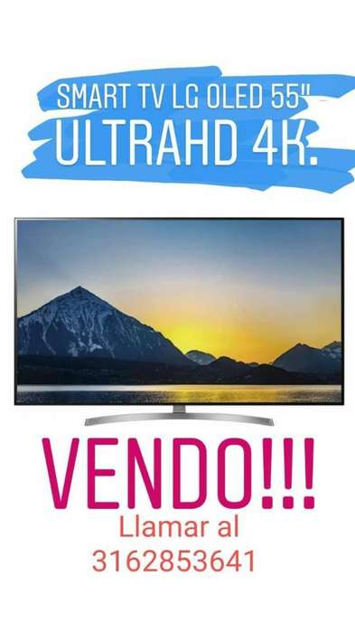 Super Oferta - Smart Tv Oled 55'' Nuevo!