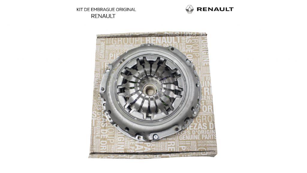 Repuesto original Renault Kit de embrague