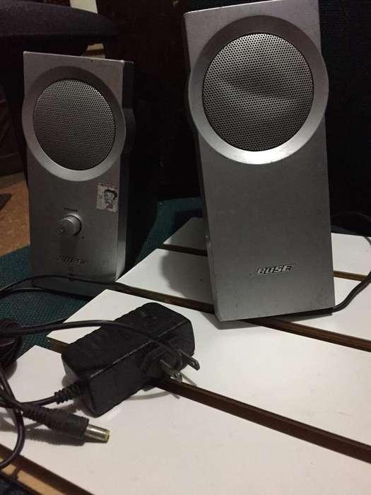 Parlantes Bose Amplificados