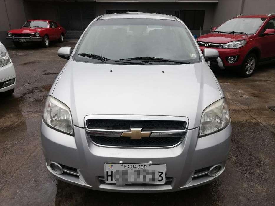 Chevrolet Aveo 2014 - 85000 km
