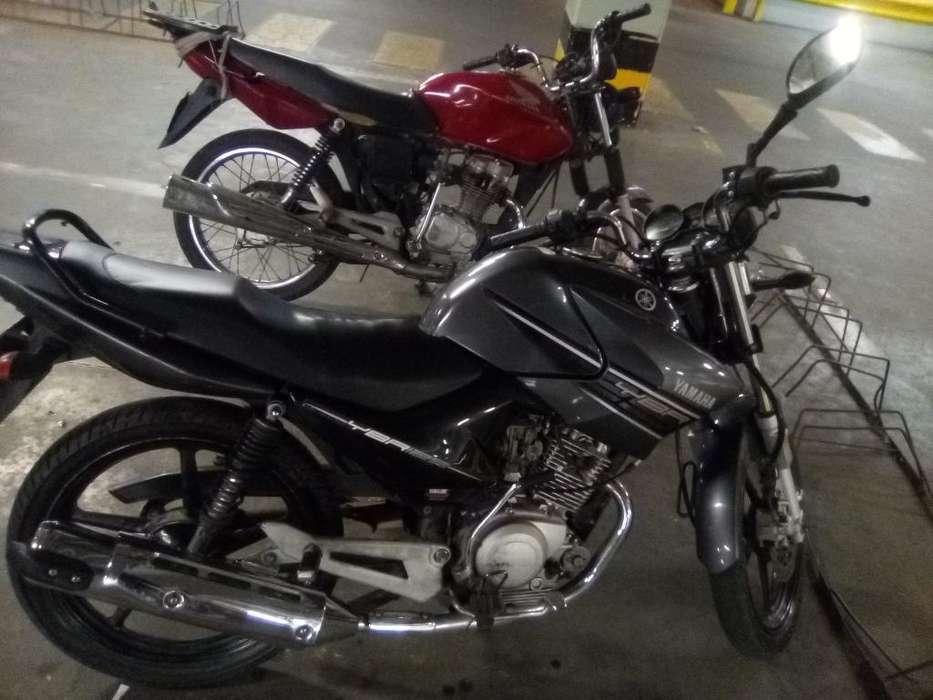 Yamaha Ybr 125 Cc Año 2014