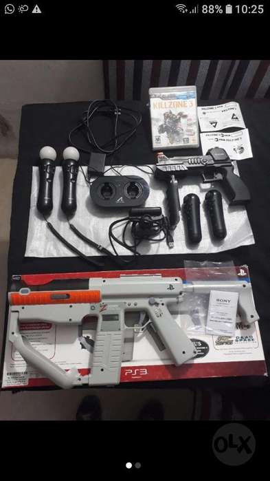 Play Station 3 Ps3 Move