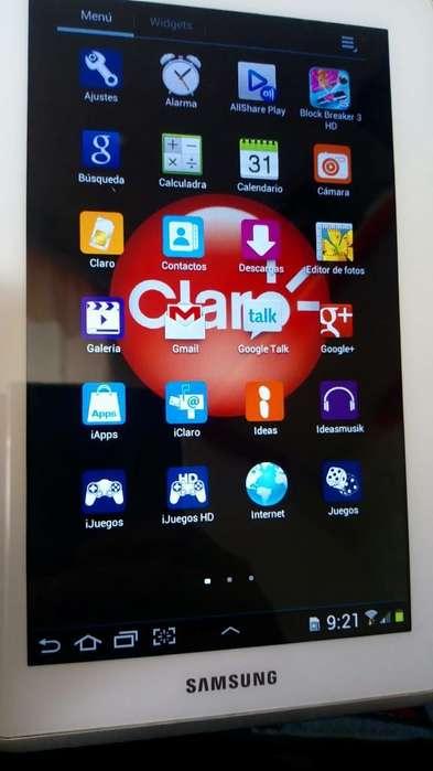 Tablet Tab 2 con Chip 16 Gb