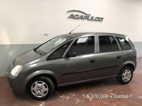 Chevrolet Meriva 2012 - 74000 km