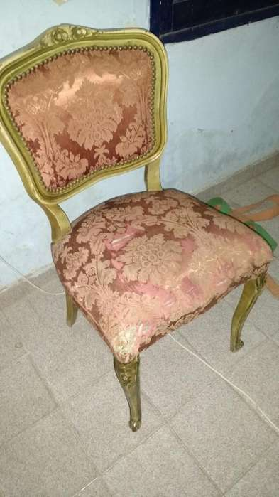 Antigua <strong>silla</strong> para Dormitorio Estilo Lui
