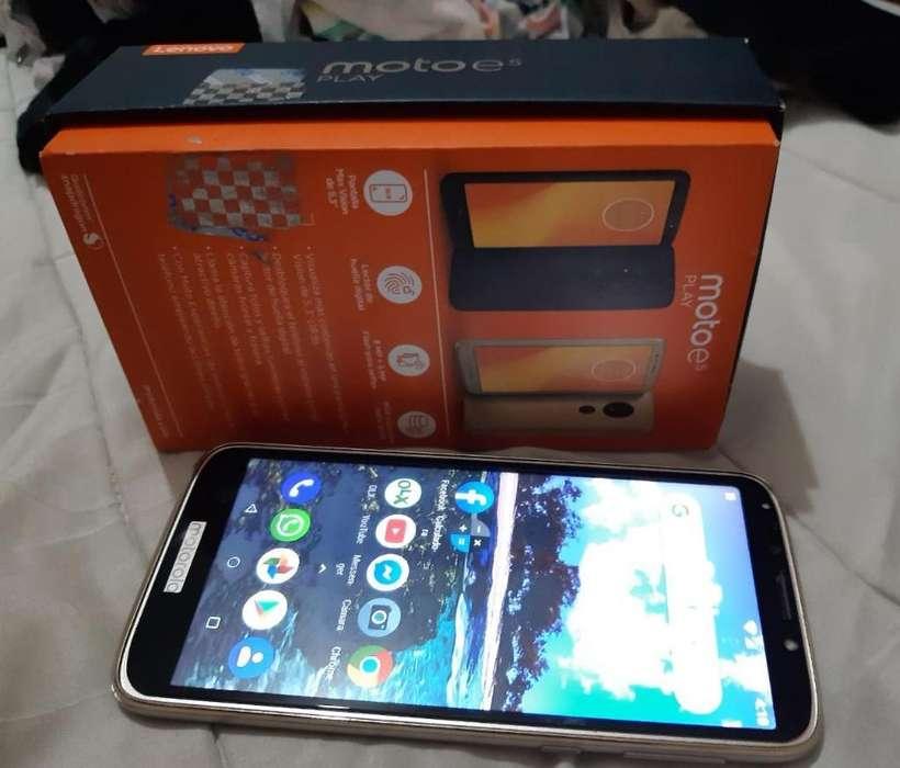 Vendo <strong>celular</strong> E5 Pley Nuevo en Su Caja