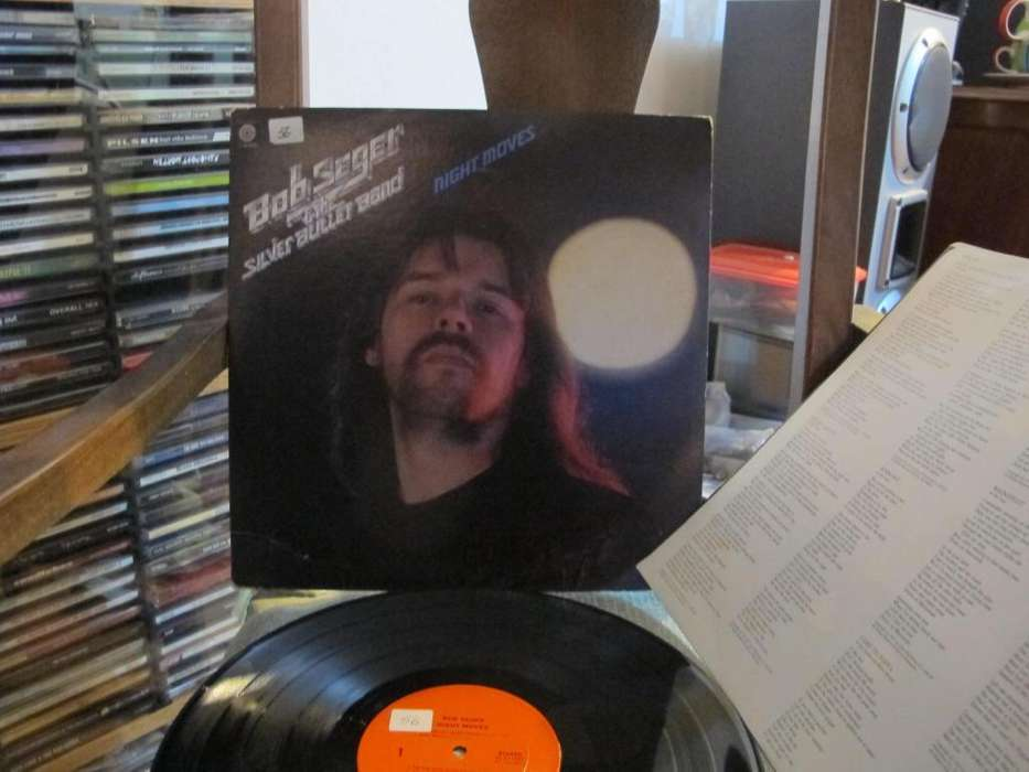 Bob Seger And The Silver Bullet Band - Night Moves - VINYL USA