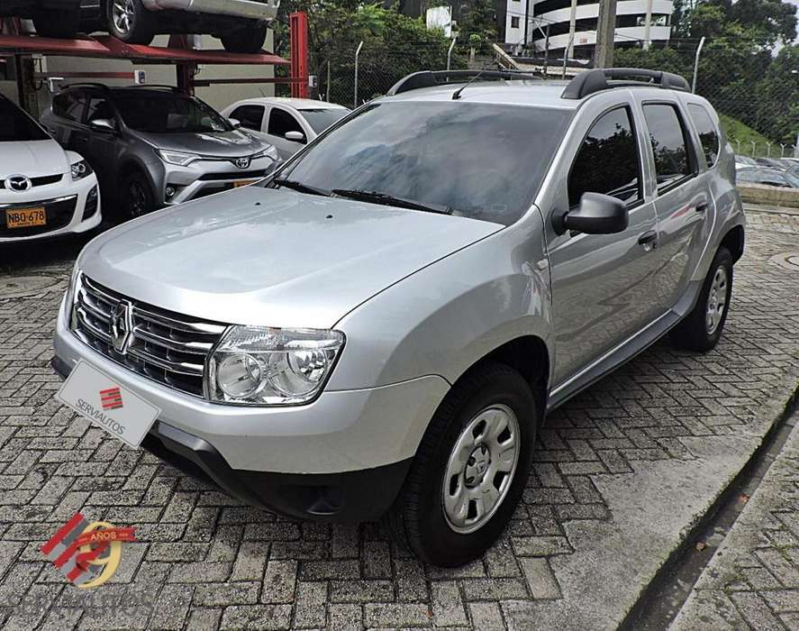 Renault Duster 2013 - 84900 km