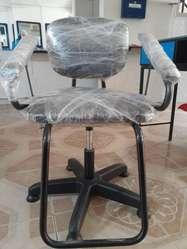 tocador y silla para corte