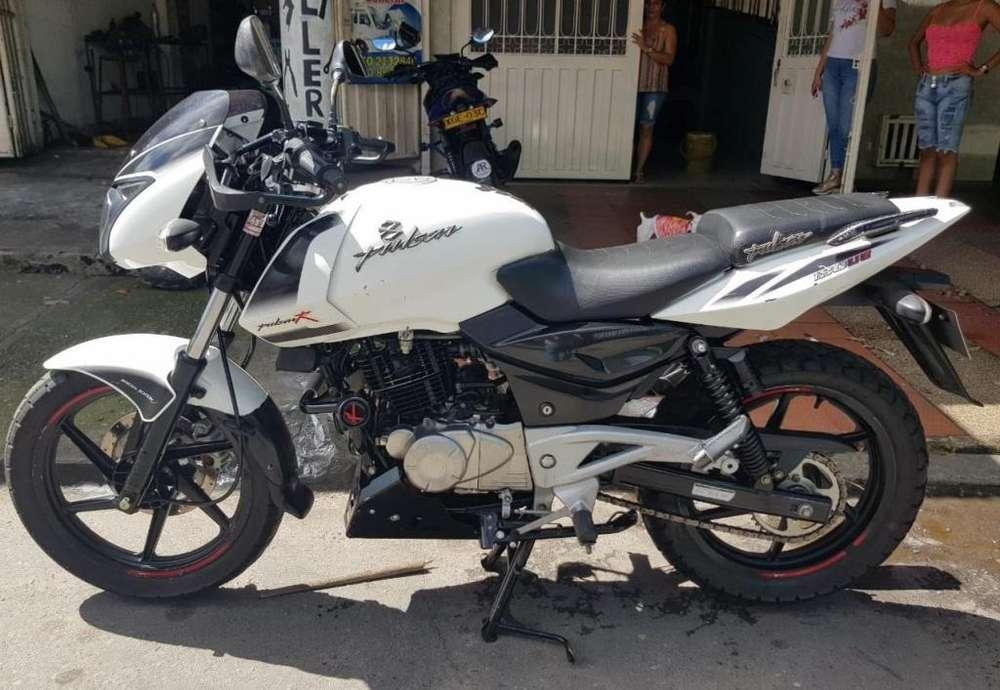Vendo Moto Pulsar Ug 180