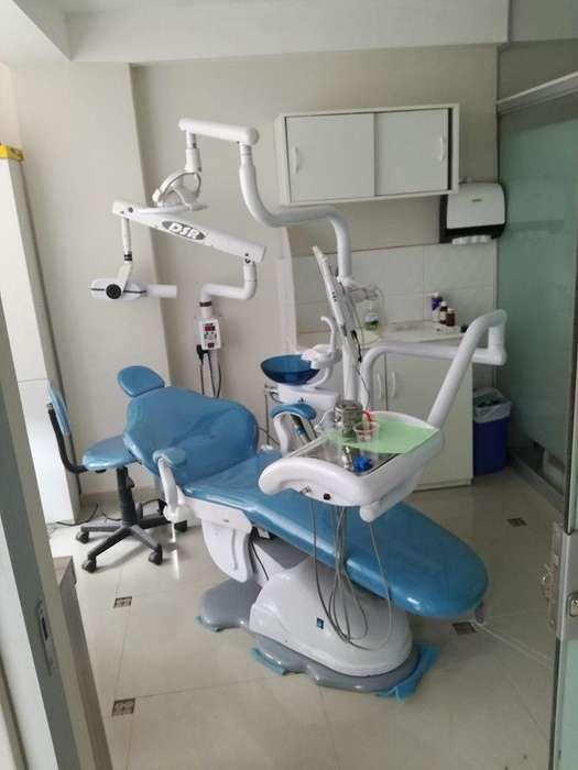 Se comparte consultorio odontologico amoblado